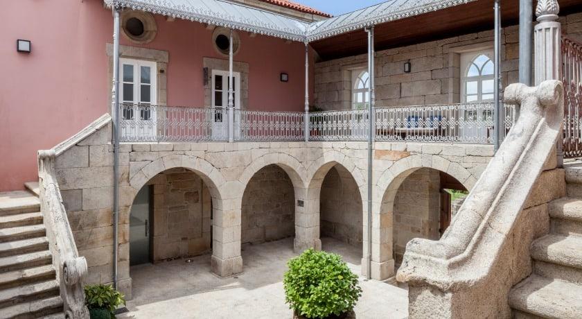 Hotel Rural Casas Novas - pátio interior