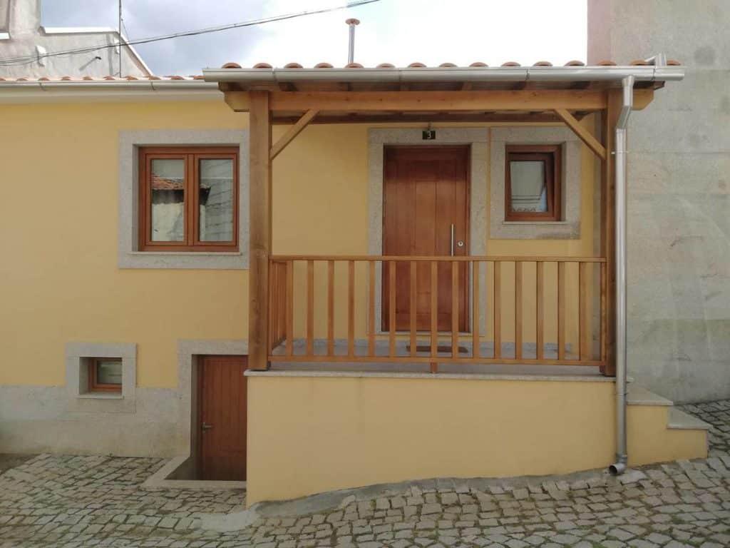 Casa do Terreiro, Macedo de Cavaleiros