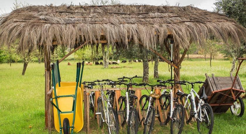 Chão do Rio - bicicletas