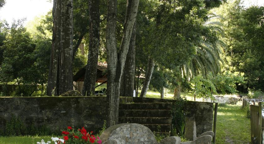 Imani Country House - jardins exteriores
