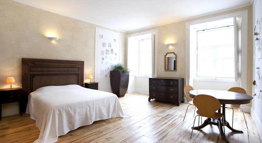 Quarto da Lost Lisbon Guesthouse