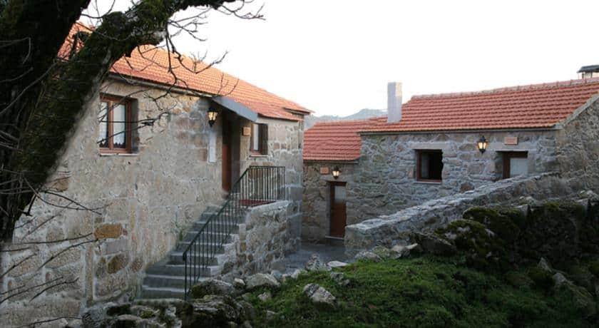 Turismo rural: Aldeia do Codeçal