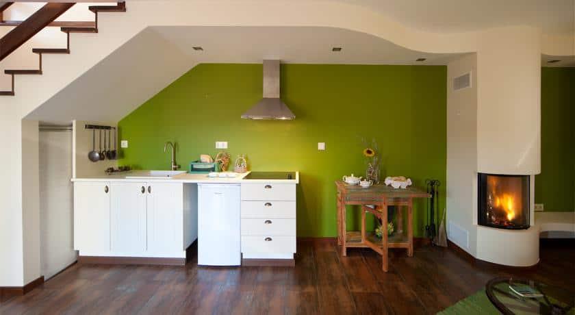 Pormenor de uma cozinha no ArtVilla