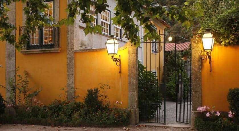 Quinta Bouça D'Arques - entrada
