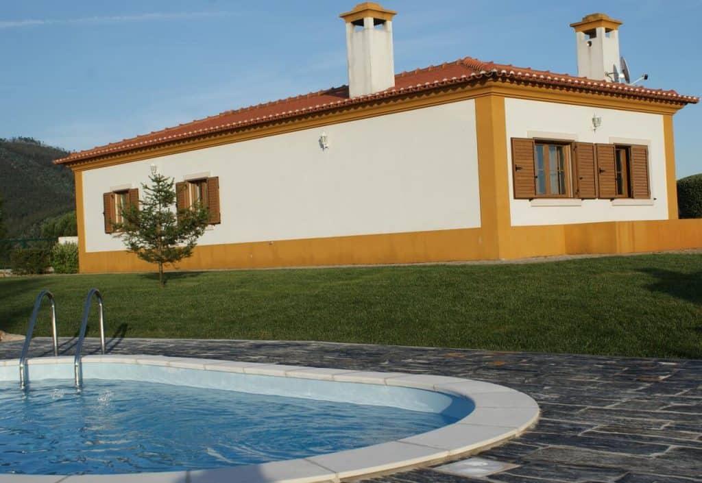 Onde ficar em Dornes: Casa da Eira