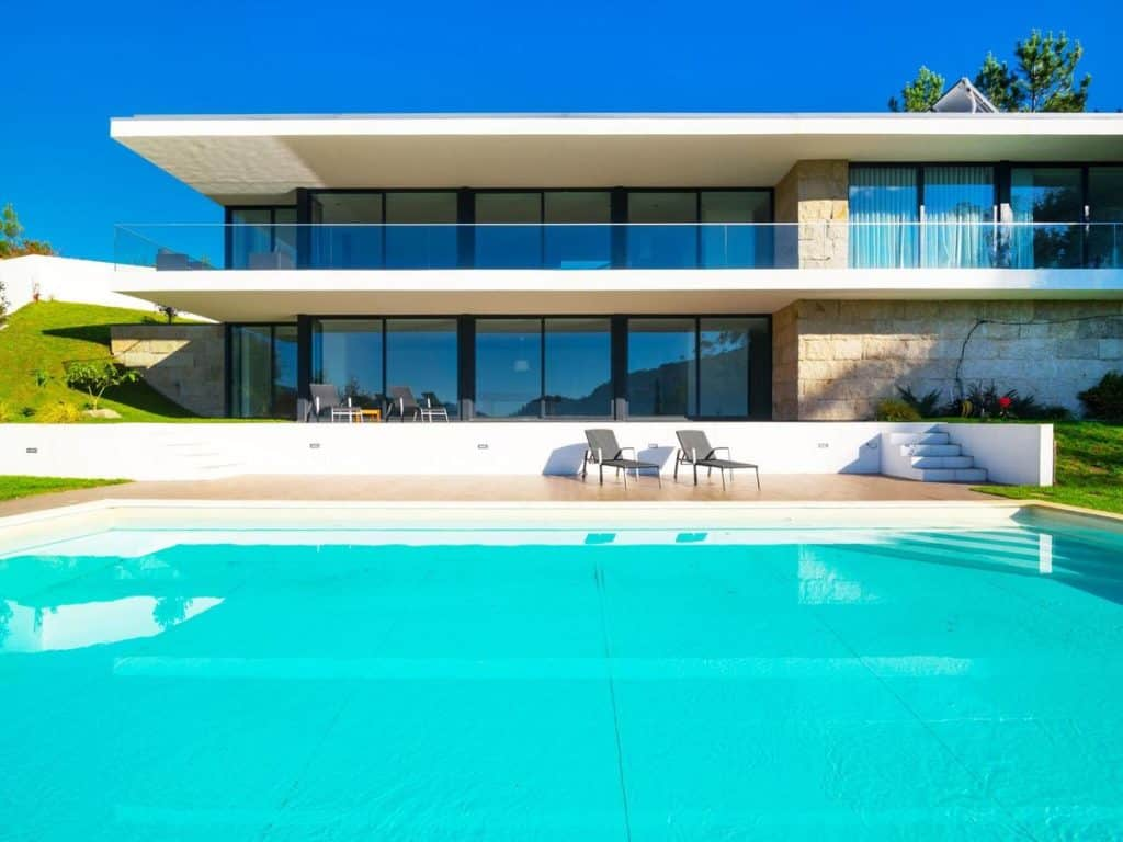 Casas com piscina privada no Gerês: Casa da Luz, Vieira do Minho