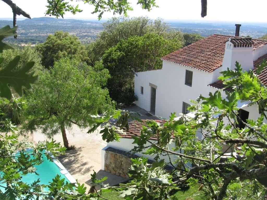 Casas com piscina do Alentejo: Casa da Vigia