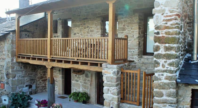 Onde dormir em Montesinho: Casa do Alpendre