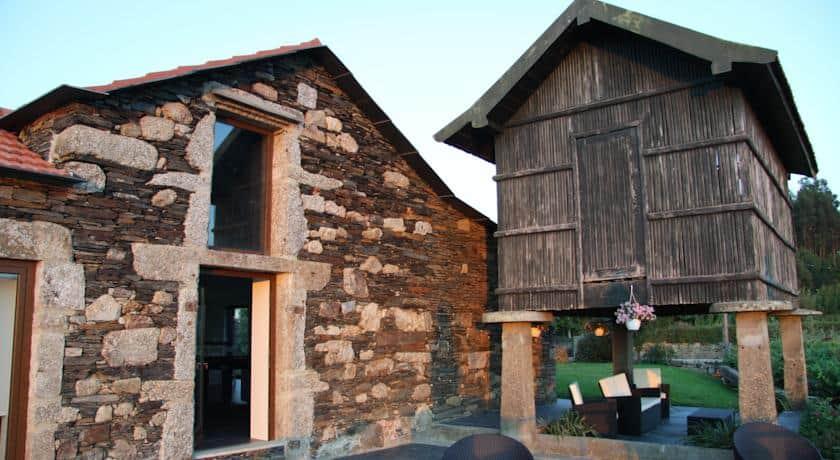 Casa Valxisto - espigueiro