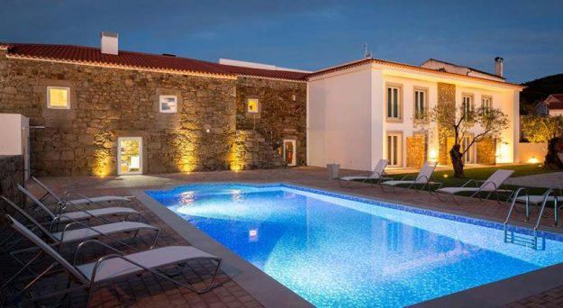 As melhores casas de turismo rural em portugal hotelandia for Casa rural mansion terraplen seis
