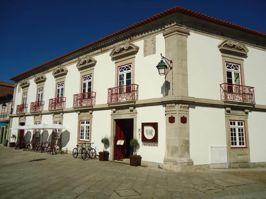 O Design Wine & Spa Hotel é uma das melhores hospedagens onde ficar em Caminha