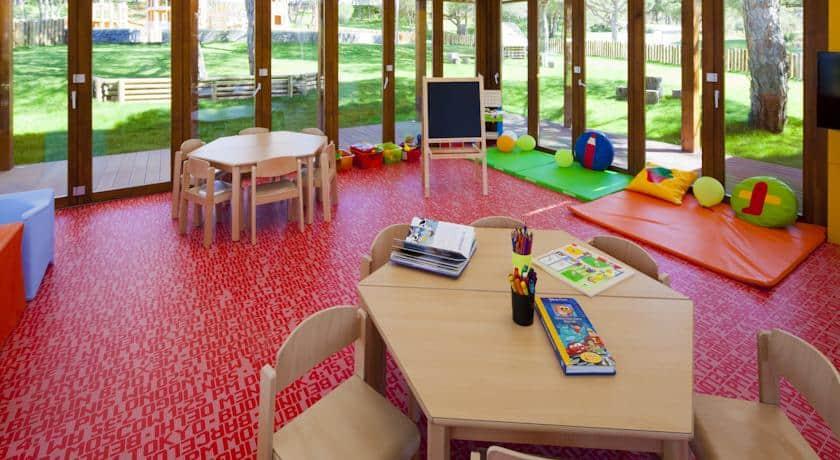 Espaço de lazer infantil no Epic Sana Algarve