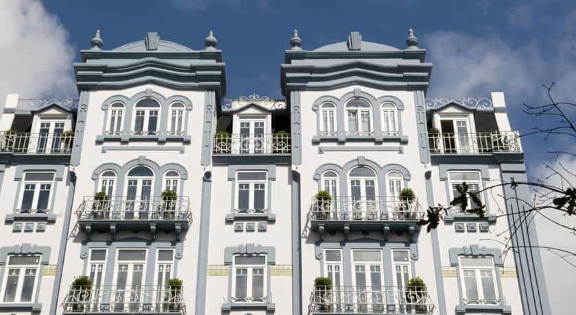 Evidência Astória Creative Hotel - fachada
