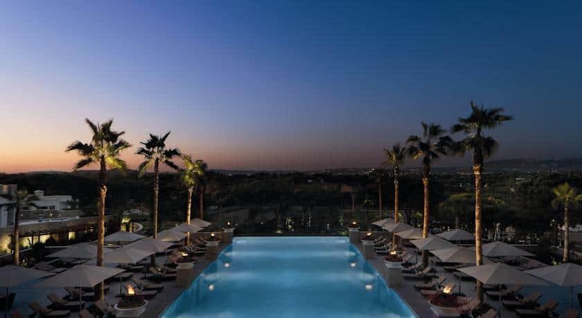 Conrad Algarve - infinity pool