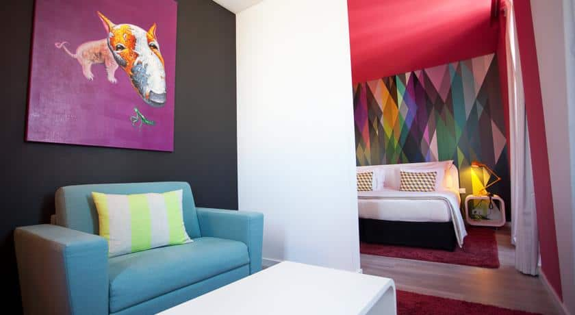 5 hot is design que eu adoro em portugal hotelandia for Internacional design hotel 4