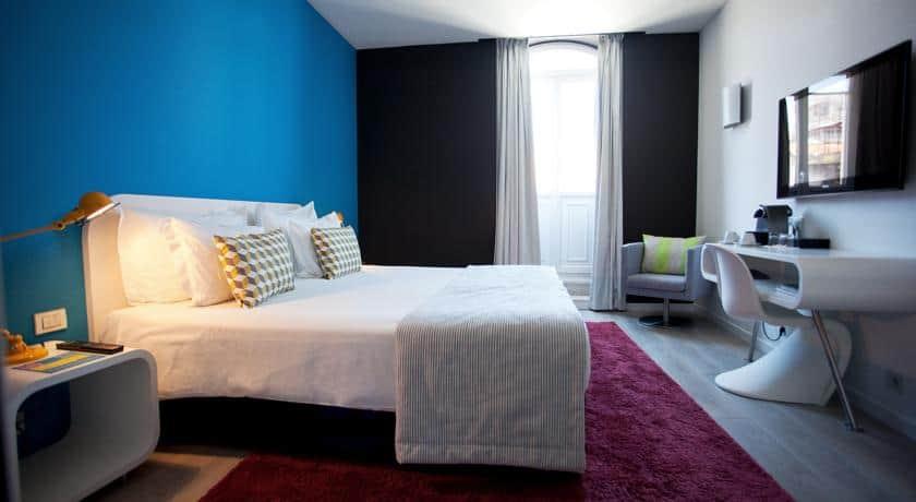 Internacional design hotel hotelandia for International bedroom designs