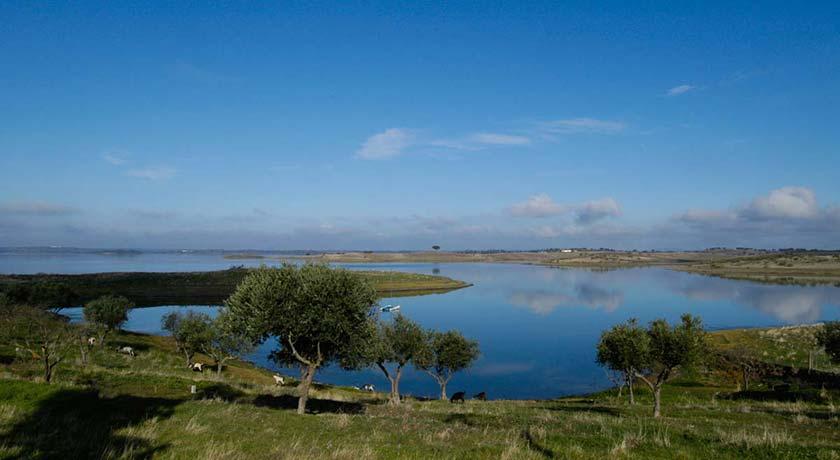 Lago Alqueva, Alentejo