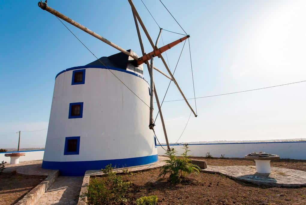 Melhores moinhos para dormir em Portugal: Moinho da Camila