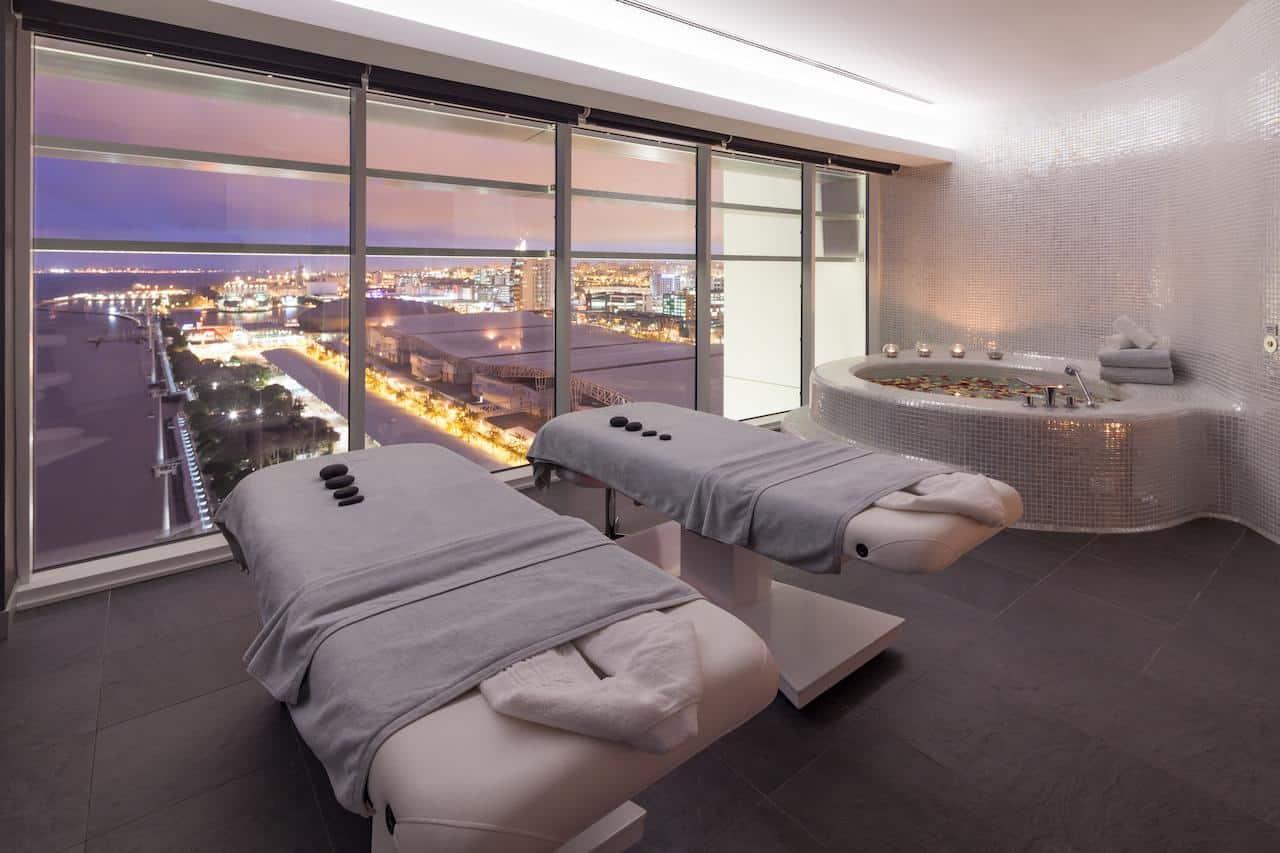 Spa em Lisboa: Myriad by Sana Hotels
