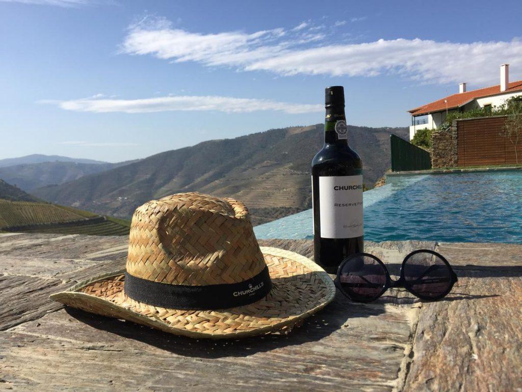 Hotel vínico: Quinta da Gricha