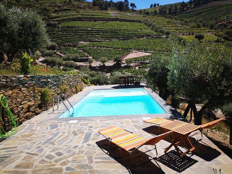 Quinta das Fontaínhas em Valença do Douro
