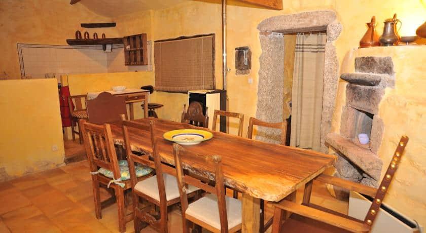 Quinta do Rapozinho - cozinha da Casa da Cocenda