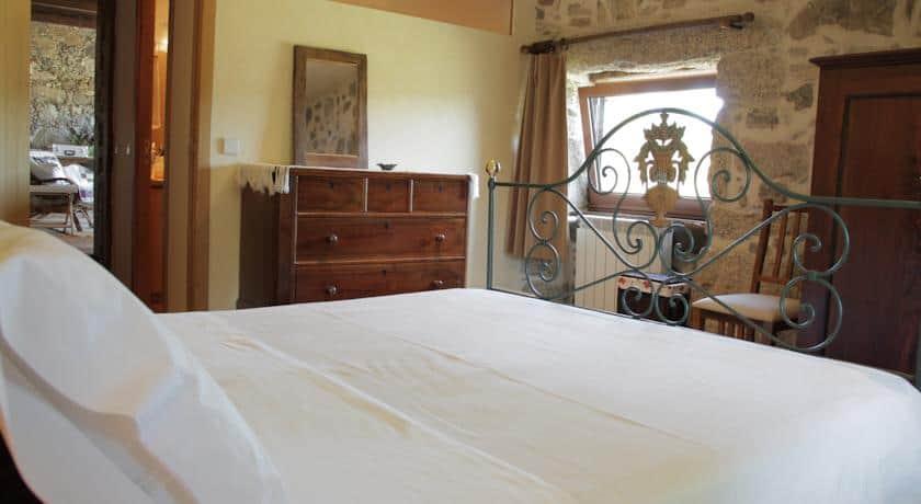 Quinta do Rapozinho - quarto Casa da Cocenda