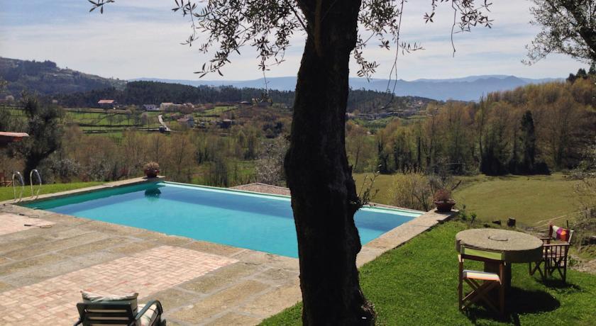 Quinta do Rapozinho - piscina