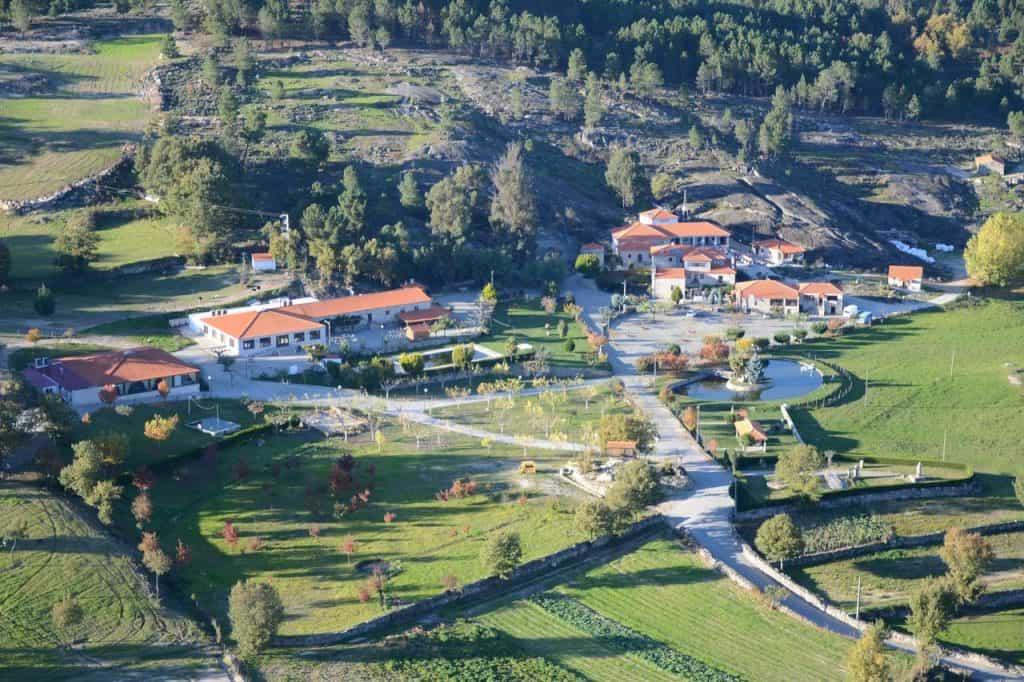 Quinta de Santo Estêvão, Aguiar da Beira