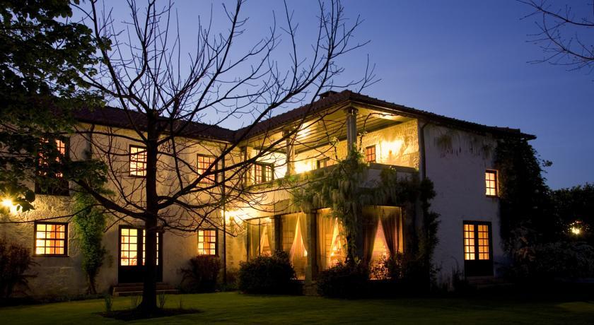 Onde ficar em Lazarim: Casa de Santo António de Britiande