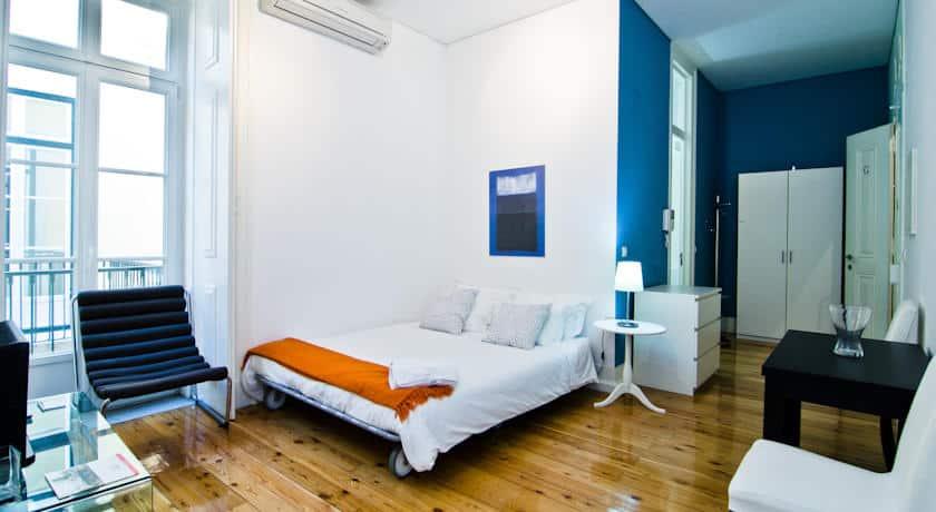 Santos River Apartments Lisbon