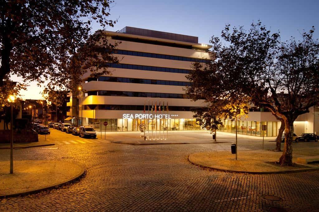 Dónde alojarse en Matosinhos: Sea Porto Hotel