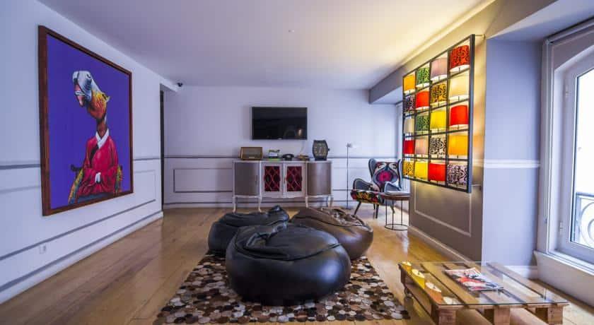Hotel gay-friendly em Lisboa: Stay Inn Lisbon Hostel