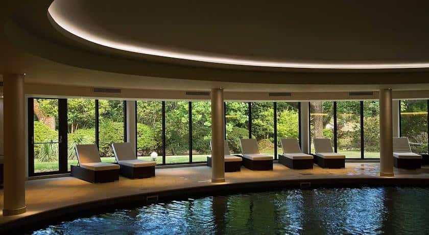 Terra Nostra Garden Hotel - Piscina Interior