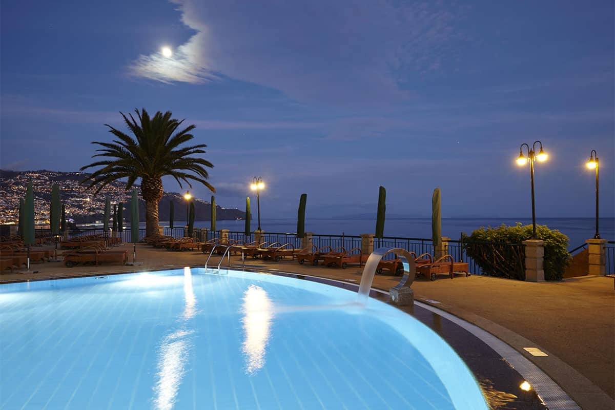 Hotel de Luxo na Madeira: The Cliff Bay - PortoBay