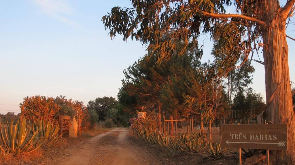 Turismo rural no Alentejo: Três Marias