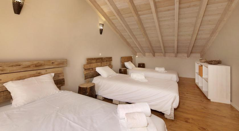 Eco Resort Vale da Lama - quarto