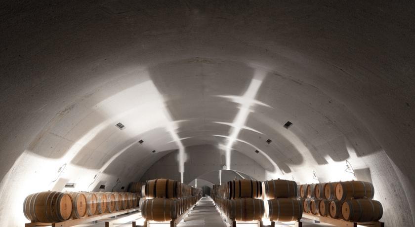 Quinta do Vallado - armazéns de vinho