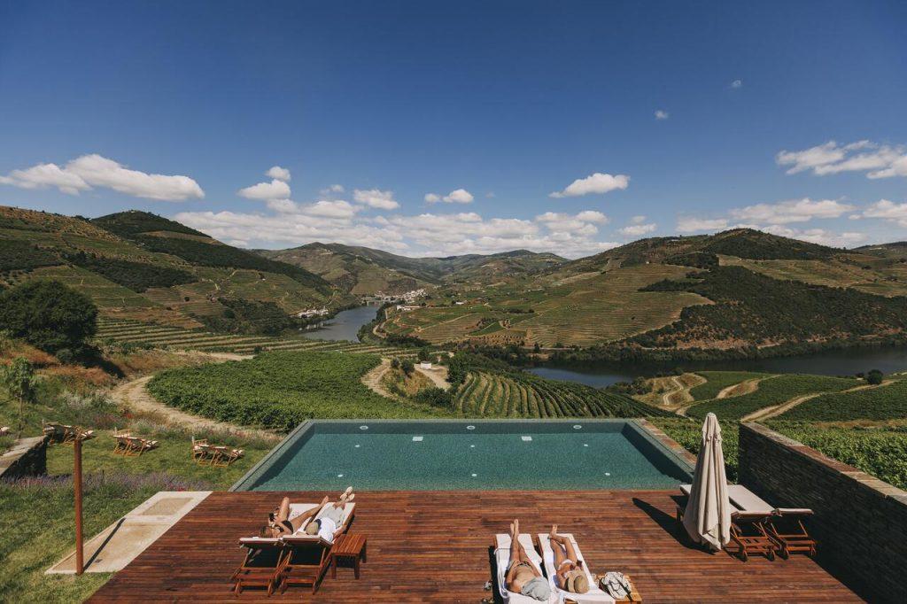 Hotéis vínicos de Portugal: Quinta de Ventozelo