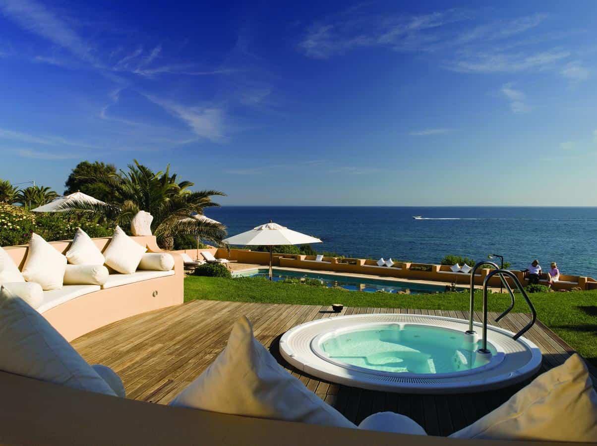 Boutique hotel de luxo: Vila Joya